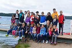 SSC Kinder- und Jugendsportfahrt 2015